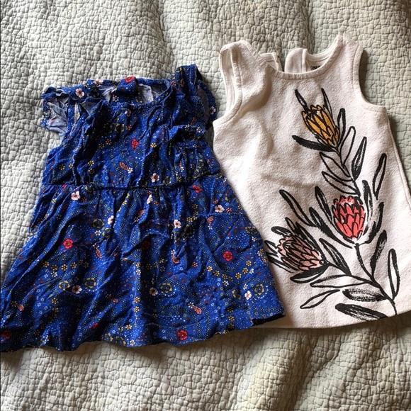 e6aec0435af0 OshKosh B'gosh Dresses | Infant Floral Shift Bundle | Poshmark